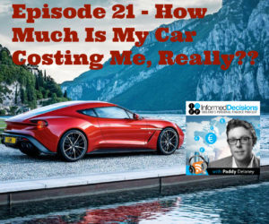 Podcast #21 – How Much Is My Car Costing Me, Really??