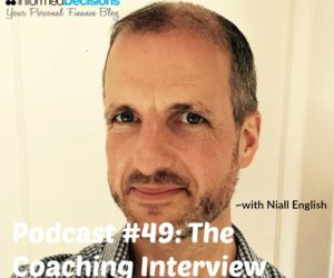 Podcast #49: The Coaching Interview – With Professional Coach Niall English