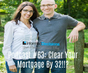 Podcast #63: Mortgage Free By 32!!  The '2 Cup House' Interview with Claudia Pennington