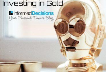 Blog69: Should I Invest In Gold