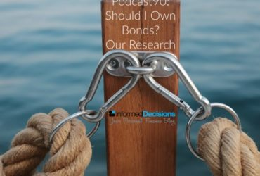 Podcast90: Should I Own Bonds? A 3-Portfolio Study