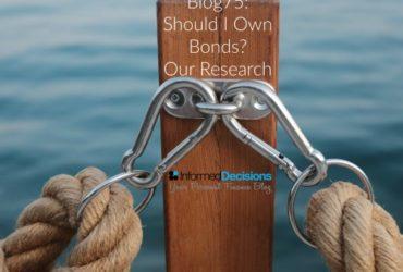 Blog75: Should I Own Bonds Now?