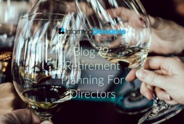 Blog79: Pension Planning For Company Directors…..Its Party Time!