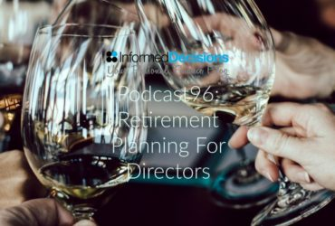 Podcast96: Planning for company directors in Ireland….Party-Time!