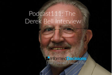 Podcast111: The Derek Bell Interview – How To Retire Well!