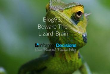 Blog93: Congregation2018: Beware The Lizard-Brain