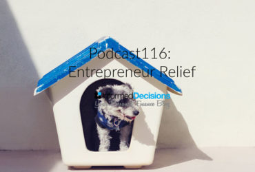 Podcast116: What Is Entrepreneur Relief & Is It Any Use To Me??