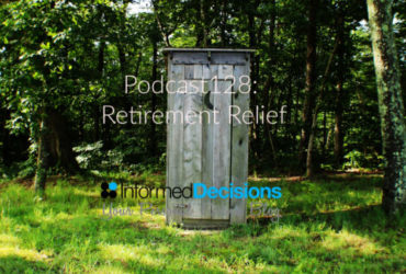 Podcast128: Retirement Relief in Ireland (The Outhouse Version)