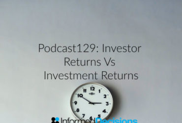 Podcast129: Why We Are Rubbish At Investing