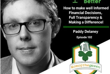Podcast133: The 'Paddy Delaney' Interview