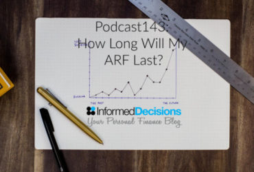 Podcast143: How Long Will My ARF Last?
